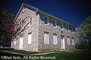Historic Peace Church, German Reform, 1799, National Registry of Historic Places, Camp Hill, Cumberland Co, PA