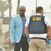 "ROSEWOOD: Morris Chestnut (L) in the ""Boatopsy & Booty"" episode of ROSEWOOD airing Thursday, Oct. 13 (8:00-8:59 PM ET/PT) on FOX. ©2016 Fox Broadcasting Co. CR: Lisa Rose/FOX"