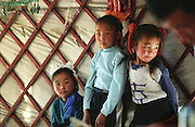photos from travels in Mongolia - children<br /> <br /> Photo must be credited to &quot;Jacques-Jean Tiziou / www.jjtiziou.net&quot; adjacent to the image. Online credits should link to www.jjtiziou.net. Photo may only be used as permitted by the photographer.
