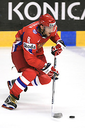 Alexander Ovechkin (8) of Russia at  ice-hockey game Canada vs Russia at finals of IIHF WC 2008 in Quebec City,  on May 18, 2008, in Colisee Pepsi, Quebec City, Quebec, Canada. Win of Russia 5:4 and Russians are now World Champions 2008. (Photo by Vid Ponikvar / Sportal Images)