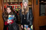 KATE WINSER; LADY GABRIELA CALTHORPE, CIRQUE DU SOLEIL LONDON PREMIERE OF VAREKAI. Royal albert Hall. 5 January 2009