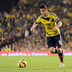 USA v Colombia   Friendly   14 November 2014