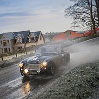 Car 10 Michael Gerber / Dominik Lingg - Austin Healey 3000 Mk I