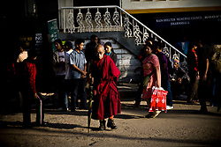 INDIA - Life in Exile (Tibetan Refugees)<br />