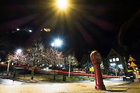 Parkgata.<br /> Foto: Svein Ove Ekornesv&aring;g
