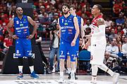 Delusione Brescia, EA7 EMPORIO ARMANI OLIMPIA MILANO vs  GERMANI BASKET BRESCIA, gara 2 Semifinale Play off Lega Basket Serie A 2017/2018, Mediolanum Forum Assago (MI) 26 maggio 2018 - FOTO: Bertani/Ciamillo