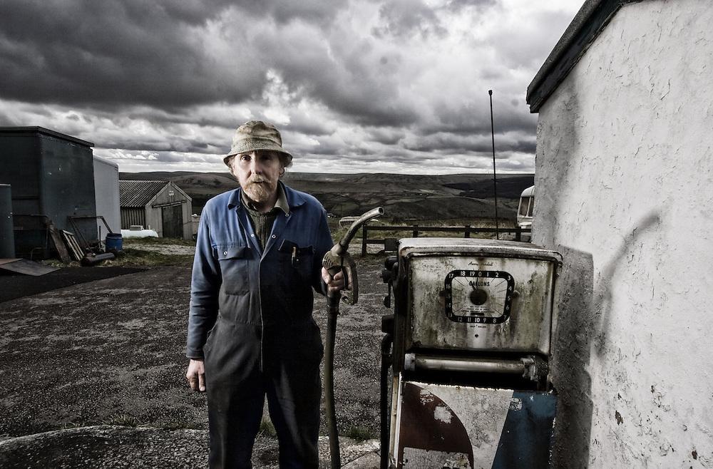 The Garage - Blackshaw Head - Yorkshire