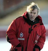 Skøyter<br /> NM sprint Valle Hovin<br /> 04.01.09<br /> Trener Kåre Eldevik<br /> Foto - Kasper Wikestad