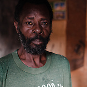 Local factory worker, Kibera slum, Nairobi