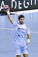 Damir Batinovic - 05.03.2015 - Montpellier / Cesson Rennes - 17eme journee de Division 1<br />Photo : Andre Delon / Icon Sport