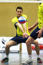 20160130 NED: Volleybal: Inter Rijswijk - Prins VCV, Rijswijk <br />Jorn Lorsheijd, Inter Rijswijk