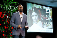 Wayne Sutton speaks at the TEDx Bay Area Ignite event Celebrating Global Women Entrepreneurs held at the LinkedIn headquarters in Mountain View, California on Saturday December 1, 2012. (© Photo by Jakub Mosur)