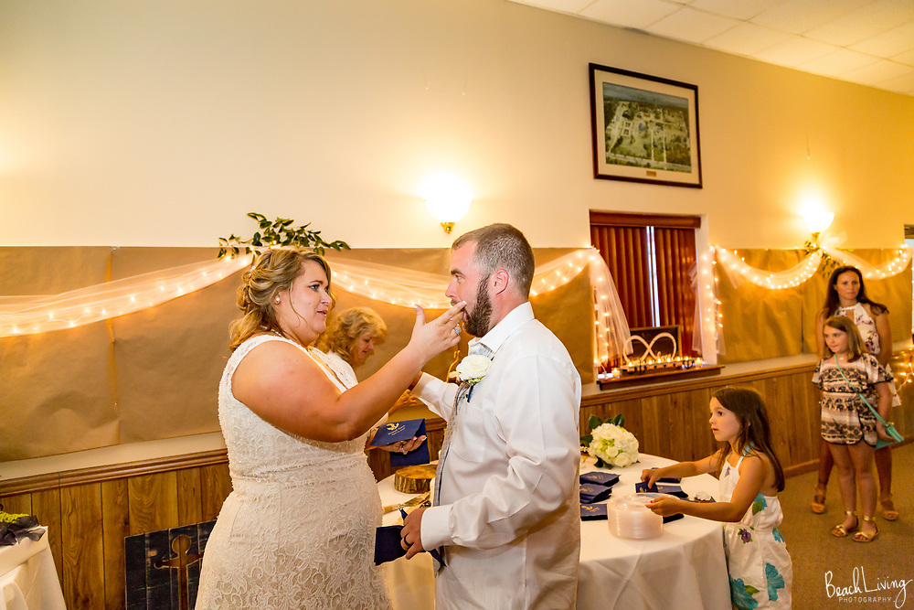 Brittany and Patrick Hardee Wedding