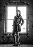 Paige Sadoff, Senior photo, .  October 9, 2016. Patrick Flood Photography
