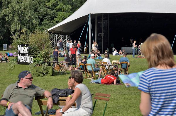Nederland, Nijmegen, 21-5-2018 MusicMeeting . Festivalterrein in park Brakkenstein. Traditioneel met pinksteren. Optredens van acts, bands, artiesten uit de wereld muziek, worldmusic .Foto: Flip Franssen