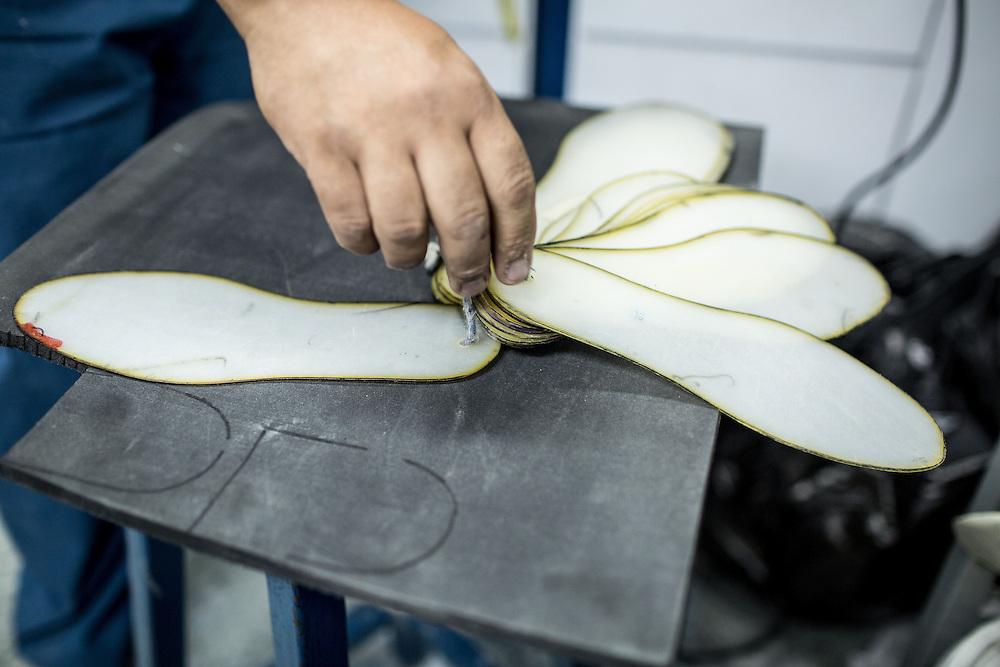 Biotecnologías Ortoprotésicas Biotecpro C.A., Empresa que ofrece variedad en fabricación de prótesis de alta calidad ubicada en El Paraíso. Caracas 15 de mayo de 2014. (Foto/Ivan Gonzalez)