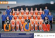 2015 Ned. dames trainingsgroep (bosbaan)