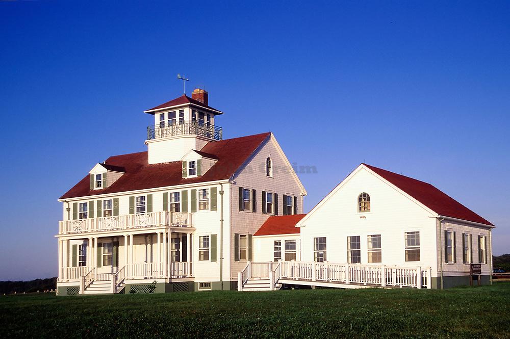 Coast guard station, Coast Guard Beach, Cape Cod National Seashore