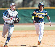 2015 A&T Baseball vs Fairleigh Dickinson