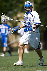 06 May 2007: Duke Blue Devils midfielder Mike Catalino (29) during a 19-6 victory over the Air Force Falcons at Koskinen Stadium in Durham, NC.
