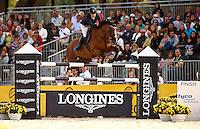 Laura Renwick en el Trofeo Longines