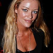 NLD/Amsterdam/20101008 - Onthulling Playboy cover Sanne Kraaijkamp, Inge de Bruijn