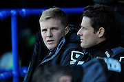 AFC Bournemouth manager Eddie Howe during the The FA Cup fourth round match between Portsmouth and Bournemouth at Fratton Park, Portsmouth, England on 30 January 2016. Photo by Graham Hunt.