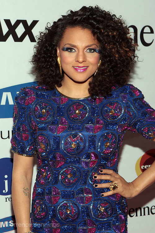 1 March 2011- New York, NY- Marsha Ambrosius at the record release party for Marsha Ambrosius's  debut solo album  ' Late Nights and Early Mornings ' presented by J Records, DIgiwaxx, Hennessey and BET Centric and held at the Samsung Experience at The Time Warner Center on March 1, 2011 in New York City. Photo Credit: Terrence Jennings