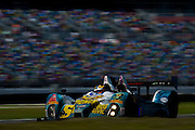 January 22-25, 2015: Rolex 24 hour. 16, Chevrolet, ORECA FLM09, PC, Johnny Mowlem, Tom Papadopoulos, Tomy Drissi, Brian Alder, Martin Plowman