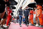 May 25-29, 2016: Monaco Grand Prix. Max Verstappen, Red Bull , Carlos Sainz Jr. Scuderia Toro Rosso