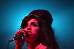 Amy Winehouse at the Carling Academy.<br /> Pic © Michael Schofield.