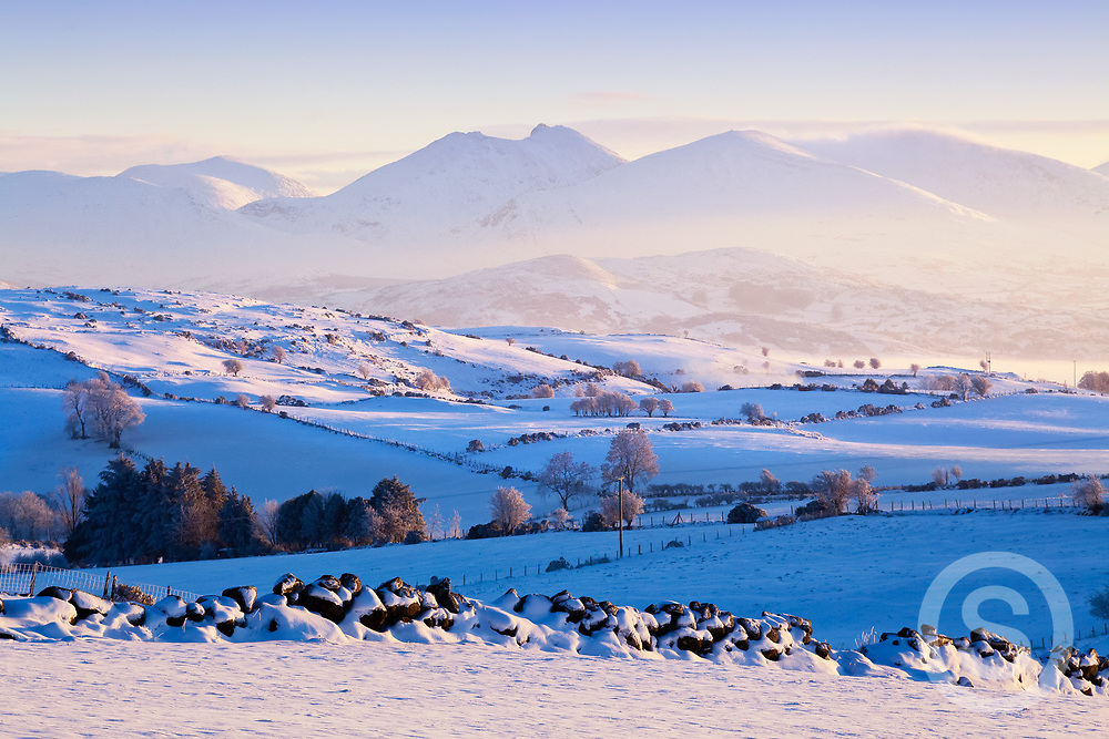 Photographer: Paul Lindsay, Mourne Mountains, County Down
