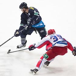 20140918: CRO, Ice Hockey - KHL Championship 2014/15, KHL Medvescak Zagreb vs HC CSKA Moscow