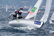 2015 Coupe du Monde de Voile, ISAF Sailing World cup, Hyeres