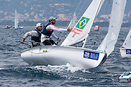 2015  ISAf SWC |470 men | day 1