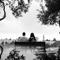 Avital and Leibi Pre Wedding Shoot in Jerusalem