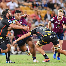 05,04,2019  Queensland Reds and the DHL Stormers