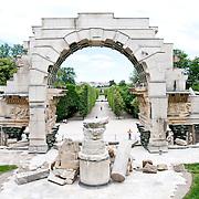 Romische Ruine at Schonbrunn Palace