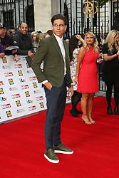 Joey Essex, Pride of Britain Awards, Grosvenor House Hotel, London UK. 28 September, Photo by Richard Goldschmidt /LNP © London News Pictures