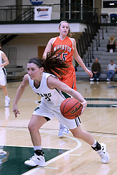 07 January 2017:  Brittney Reaber during an Wheaton Thunder and the Illinois Wesleyan Titans in Shirk Center, Bloomington IL
