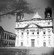 St. Cajetan Church also known as the Church of Divine Providence is a church of the Roman Catholic Archdiocese of Goa and Daman located in Old Goa. The church was completed in 1661 and is part of the World Heritage Site, Churches and convents of Goa