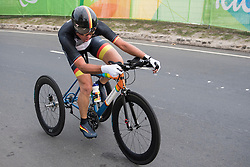 DURST Hans-Peter, GER, T2, Cycling, Time-Trial at Rio 2016 Paralympic Games, Brazil