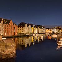 Ålesund, Norway. Oct 2019.
