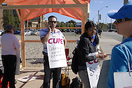CUPE local 1393 strike against the University of Windsor, Day 10.