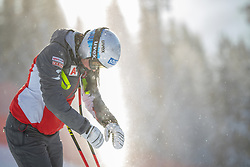 04.02.2019, Are, SWE, FIS Weltmeisterschaften Ski Alpin, Damen, Abfahrt, 1. Training, im Bild Franziska Gritsch (AUT) // Franziska Gritsch of Austria during 1st Ladies Dwonhill Training of the FIS Ski Alpine World Championships 2019 in Are, Sweden on 2019/02/04. EXPA Pictures © 2019, PhotoCredit: EXPA/ Dominik Angerer