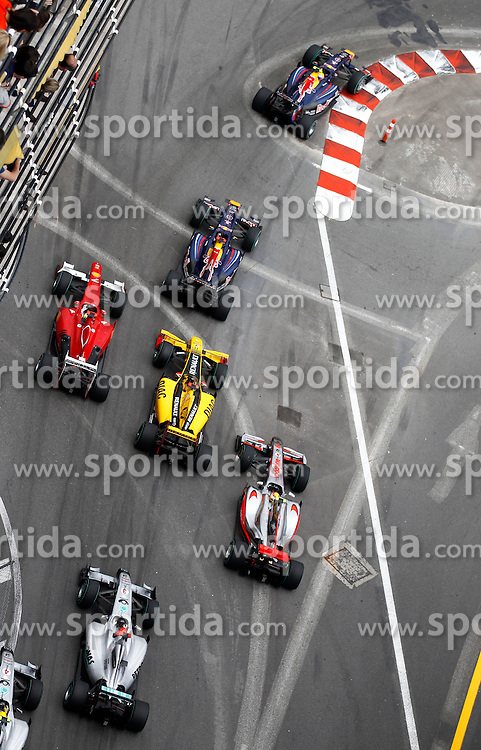 FORMEL 1: GP von Monaco, Monte Carlo, 16.05.2010<br />Illustration<br />&Acirc;&copy; pixathlon