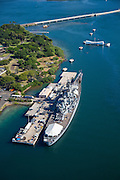 USS Missouri, Pearl Harbor, Oahu, Hawaii