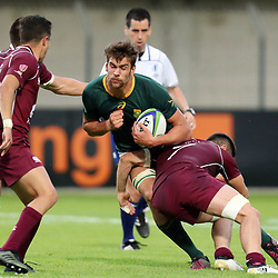Ben Jason Dixon of South Africa during the U20 World Championship match between South Africa and Georgia on May 30, 2018 in Perpignan, France. (Photo by Manuel Blondeau/Icon Sport)