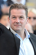 Peterborough United Manager Graham Westley during the Sky Bet League 1 match between Coventry City and Peterborough United at the Ricoh Arena, Coventry, England on 31 October 2015. Photo by Alan Franklin.