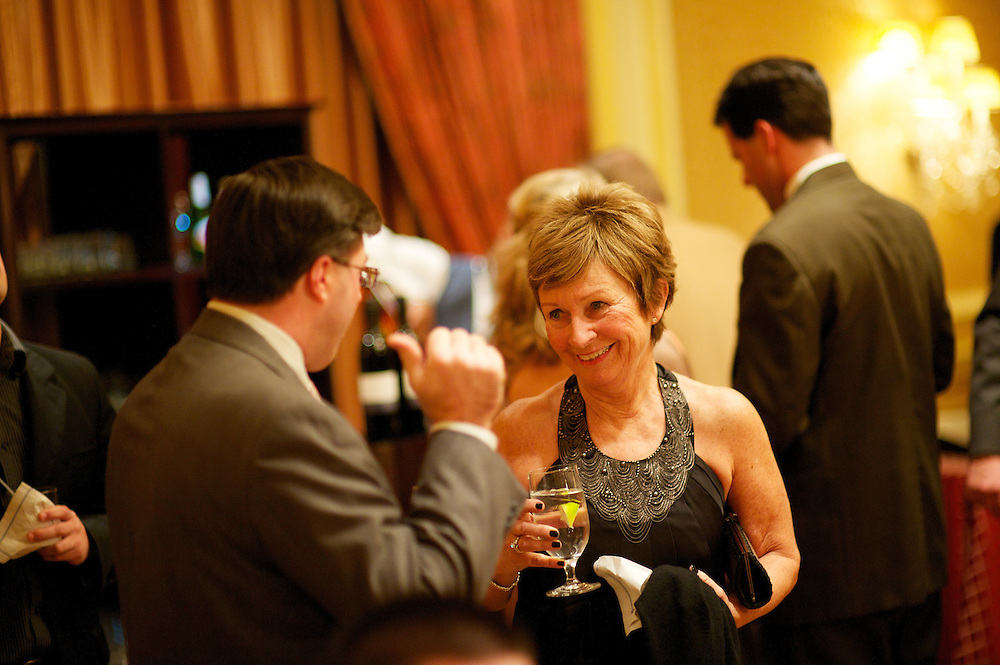 Northwestern Mutual Financial 2011 Holiday Party at the Ritz Carlton ballroom on Dec. 2
